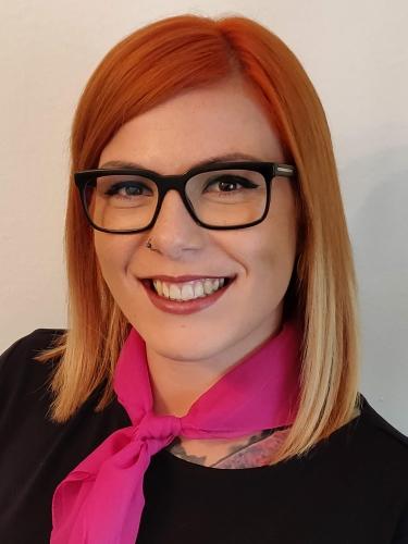 Kerstin Ploder, Schriftführerin Verein PENTAS